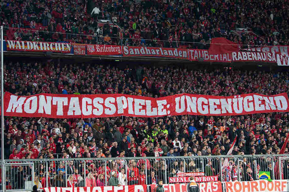 Auch wegen der großen Fan-Proteste wollen die Bundesliga-Clubs Montagsspiele mit dem nächsten Fernsehvertrag abschaffen.