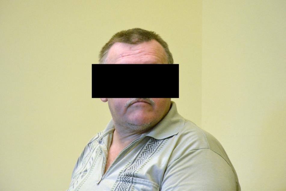 Andreas F. wurde wegen Kindesmissbrauch zu zwei Jahren und acht Monaten Knast verurteilt.