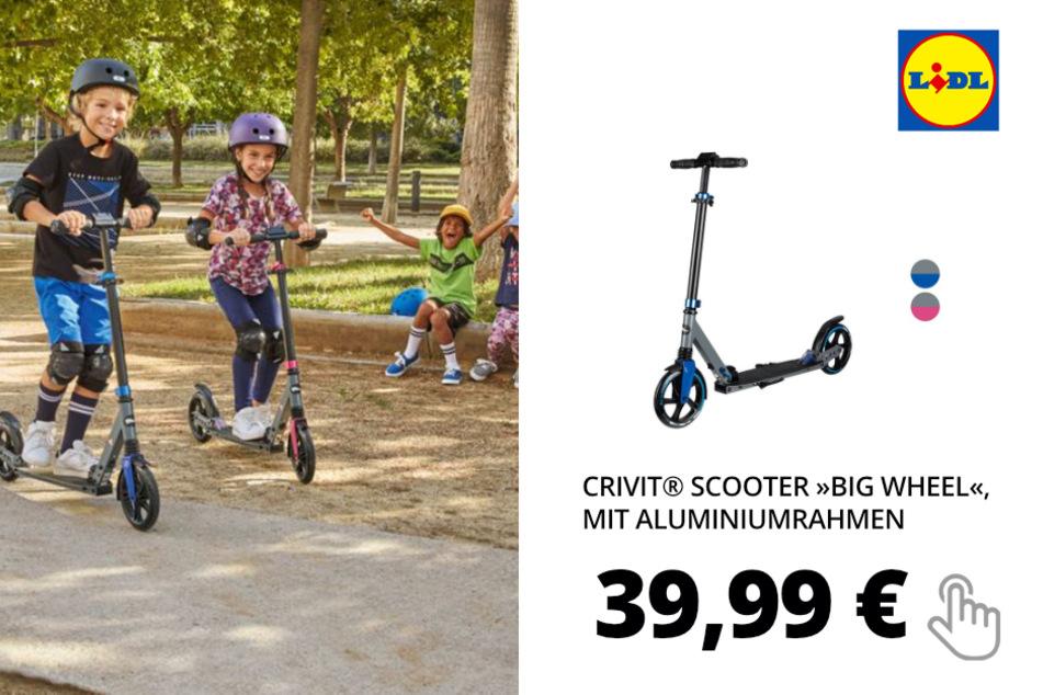 Scooter »Big Wheel«