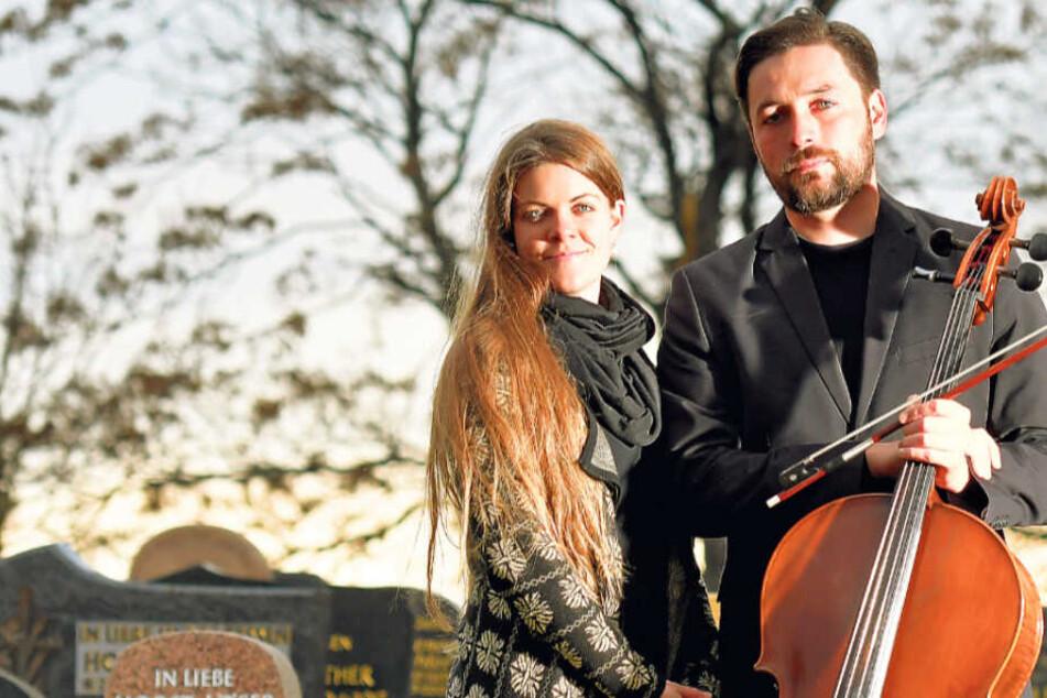 """Ein """"letztes Lied"""" sagt mehr als Worte: Trauermusiker brauchen ein besonderes Gespür"""