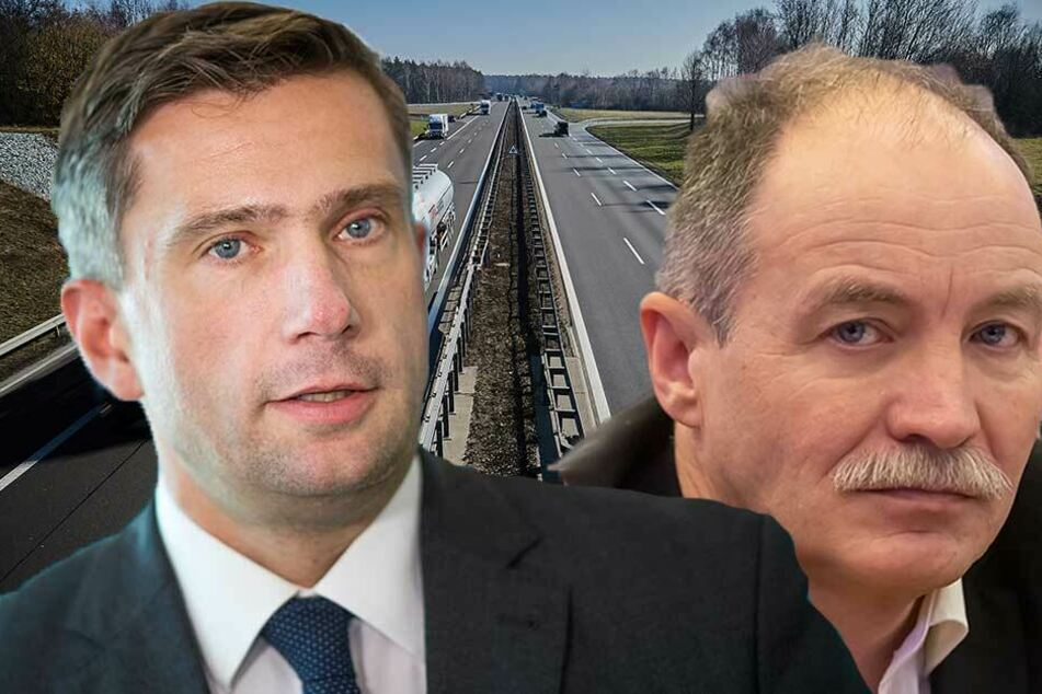 Deshalb dauert A4-Ausbau so lange: SPD lästert über Ex-Minister