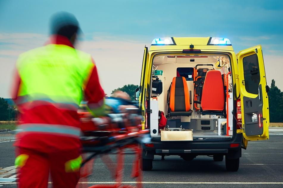 Der zehnjährige Junge wurde in einen Schockraum in der Universitätsklinik Rostock gebracht. (Symbolbild)