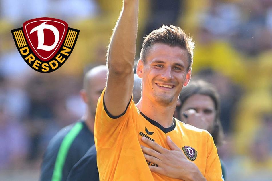 Herber Verlust! Top-Torschütze Stefan Kutschke verlässt Dynamo
