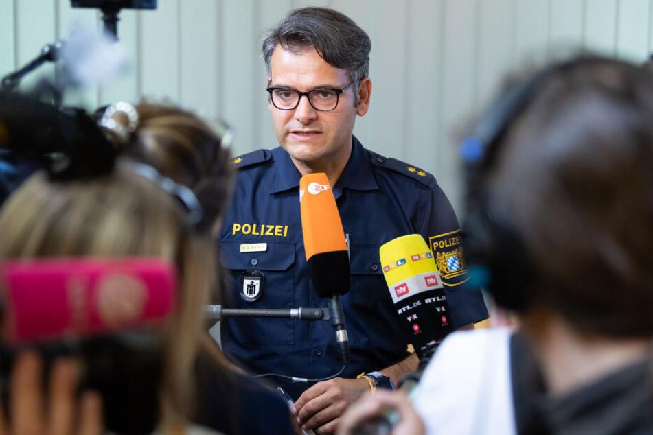 Polizist (30) am Hauptbahnhof von Mann (23) mit Messer attackiert