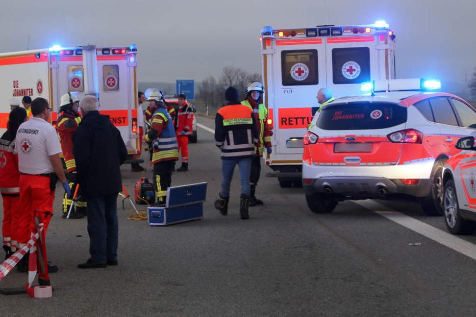 Erinnerungslücke nach schwerem Unfall: Opfer weiß nichts mehr