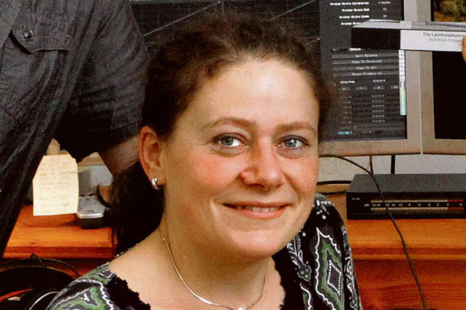 Katrin Schöne ist Sprecherin der Landestalsperrenverwaltung.