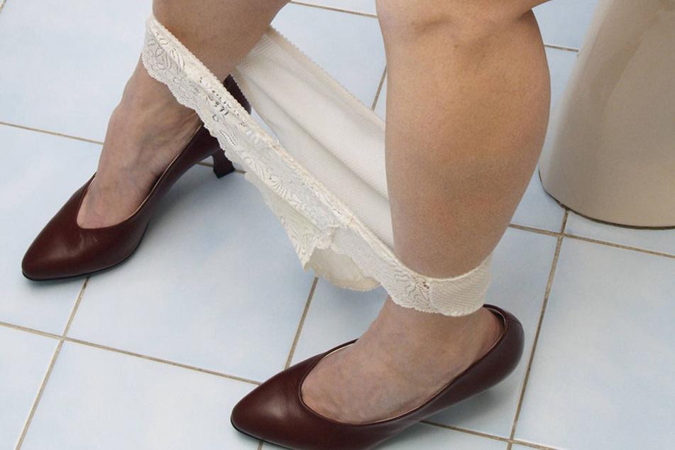 Unter dem Hastag #PantyChallenge findet man im Netz derzeit Bilder von Unterhöschen.