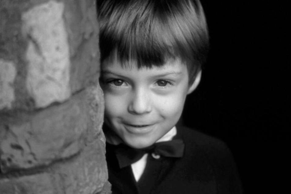 Michael Neumayer als Kind im Jahr 1973. (Archivbild)