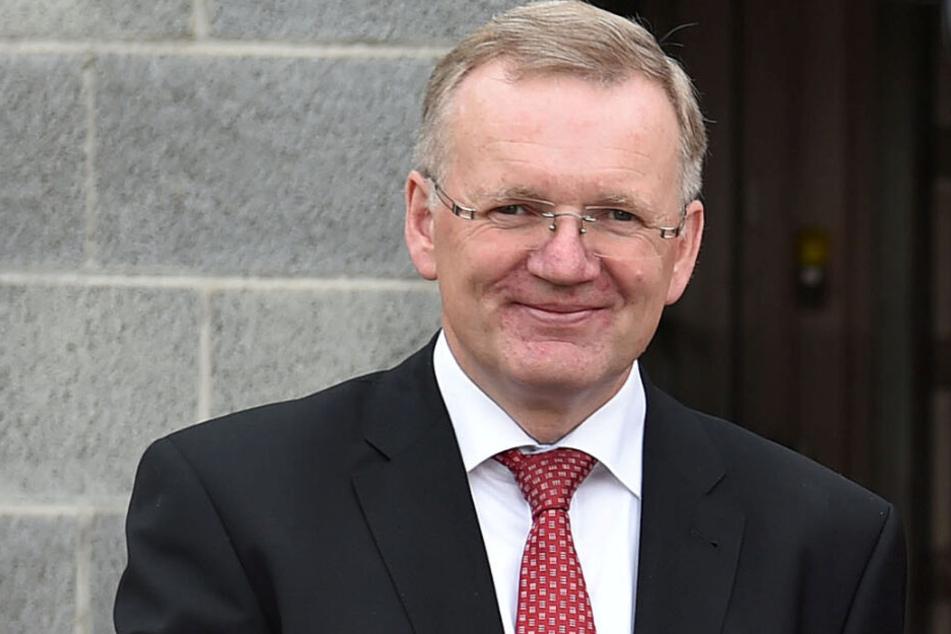 """""""Was viele nicht wissen ..."""": Ordnungsbürgermeister Detlef Sittel (52) setzt auf Aufklärung."""