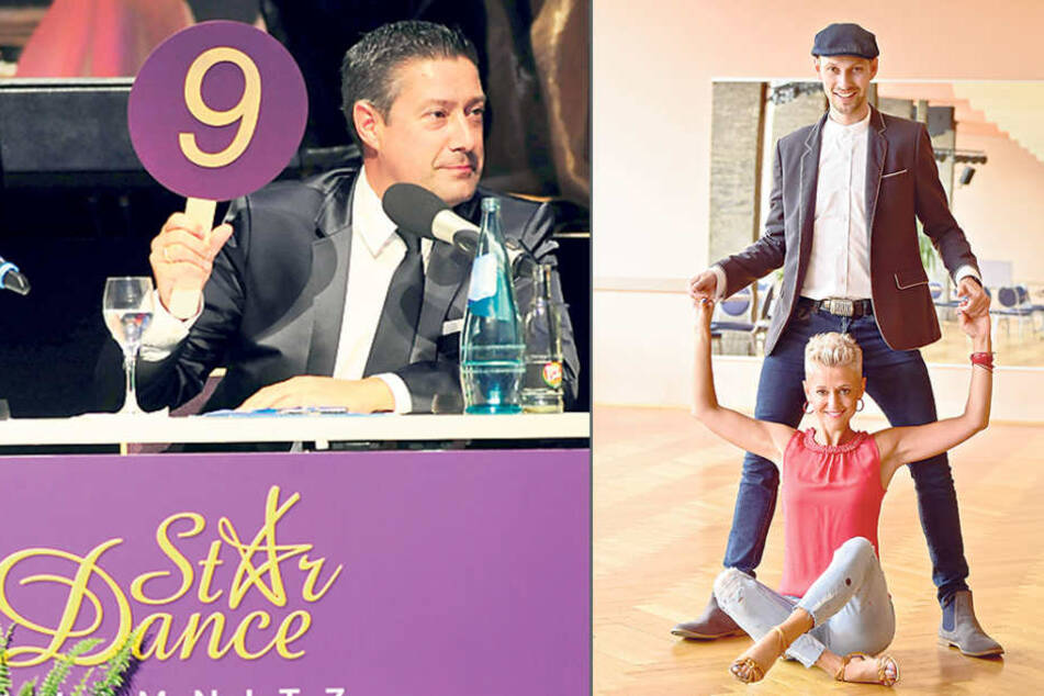 Joachim Llambi (52) wird wieder sein Urteil über die Promi-Tänzer fällen. Martin Schmitt (30) und Tanzpartnerin Sindy Hohmann (36) wollen die Jury mit einem Jive überzeugen.