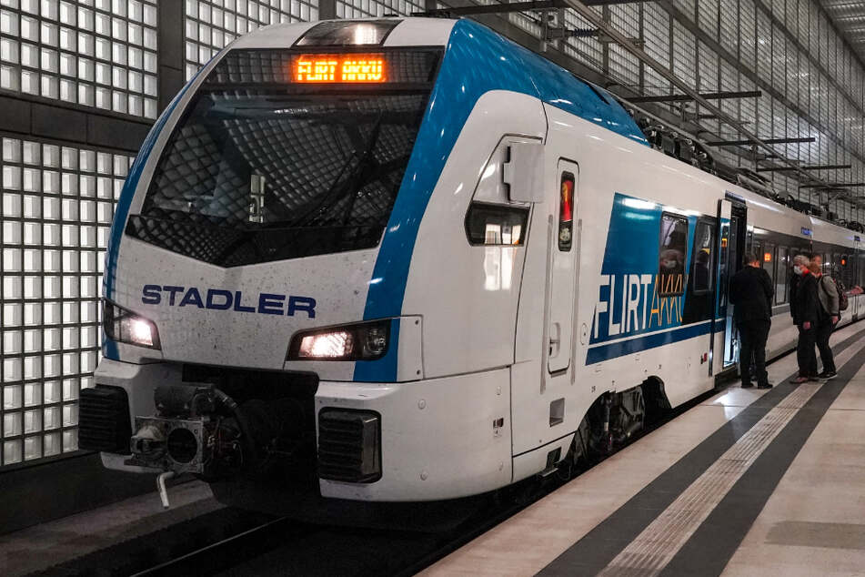 Leipzig: Tschüss Dieselloks! Zwischen Leipzig und Döbeln sollen Batteriezüge rollen
