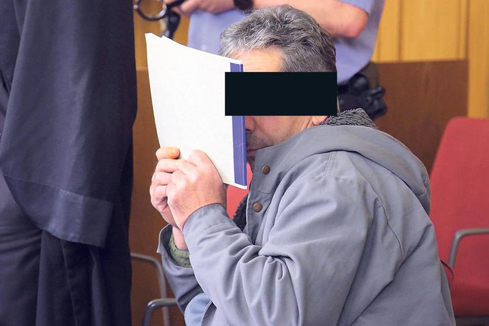 Lebenslange Haft wegen zweifachen Mordes: Nach dem Urteil ging Kindesvater  Shaip B. (47) in Revision.