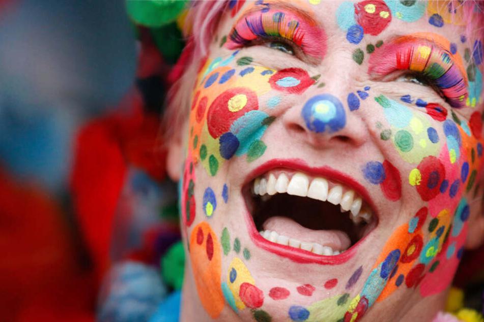 An Karneval spielt Geld eine eher untergeordnete Rolle.