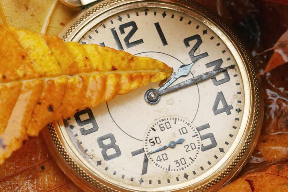 Am 29. Oktober wird die Zeit um 3 Uhr um eine Stunde auf 2 Uhr zurückgestellt.