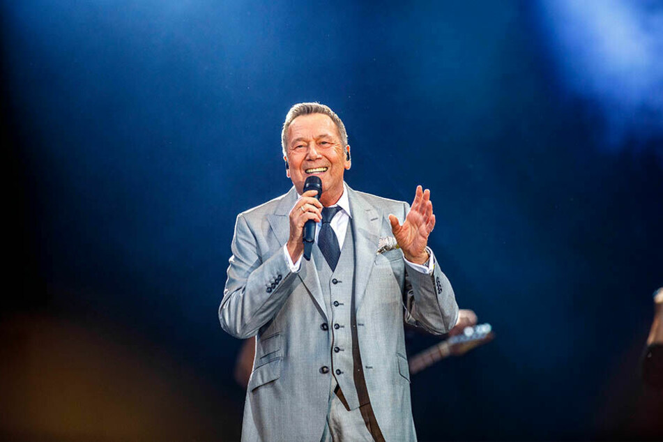 Roland Kaiser kommt zur Jubiläums-Gala in den Kulturpalast