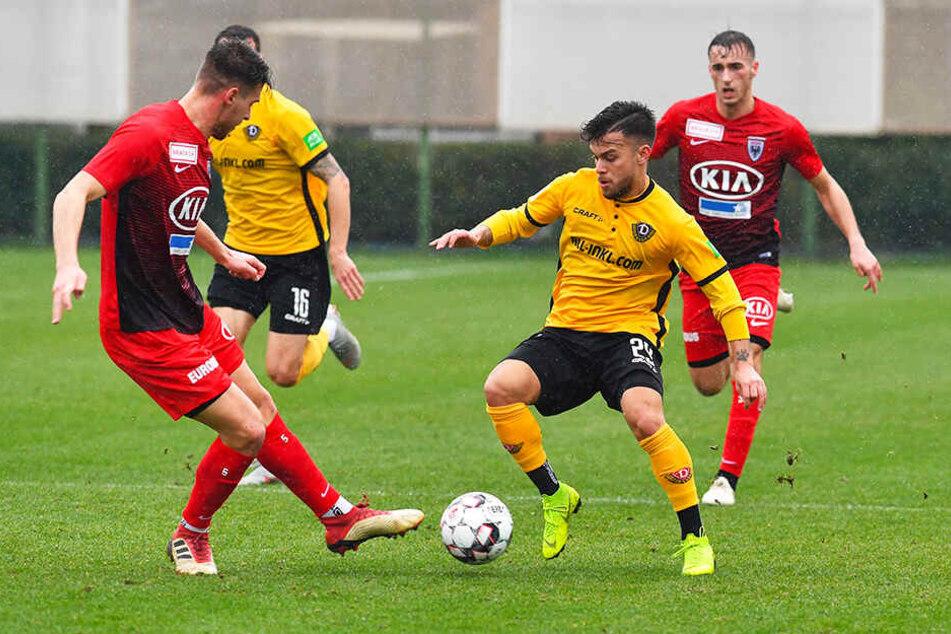 Sascha Horvath steht bei Dynamo Dresden noch bis 30. Juni 2021 unter Vertrag und soll im Sommer gestärkt aus seiner österreichischen Heimat nach Elbflorenz zurückkehren.