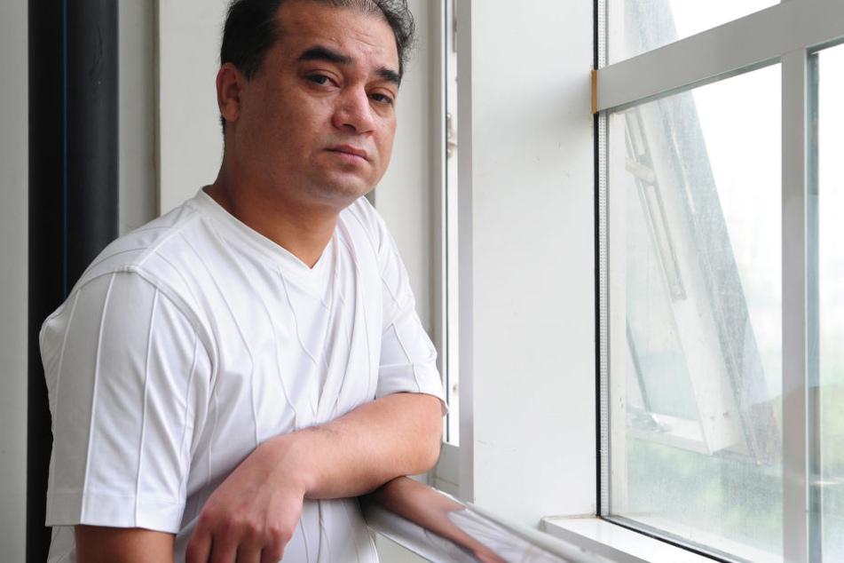 Ilham Tohti kann seinen Preis nicht selber annehmen.
