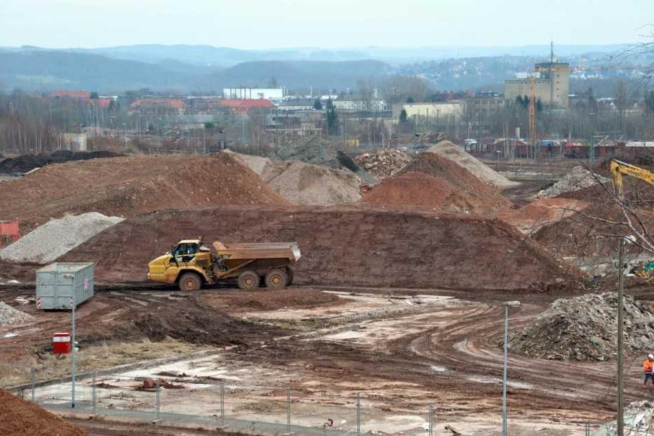 Der Baustart für den Superknast ist für Frühjahr geplant. 2020 soll das Mega-Projekt fertig sein.