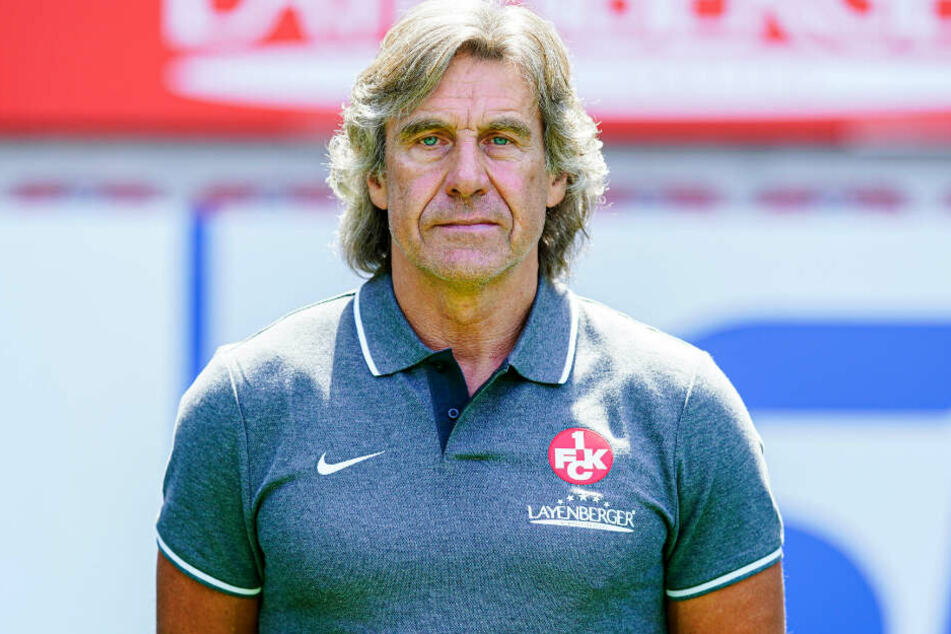 Seit 1996 Torwart-Trainer in Kaiserslautern: Gerry Ehrmann (61).