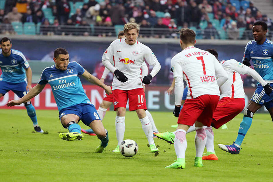 Für die Leipziger ist es die zweite Niederlage in Folge.