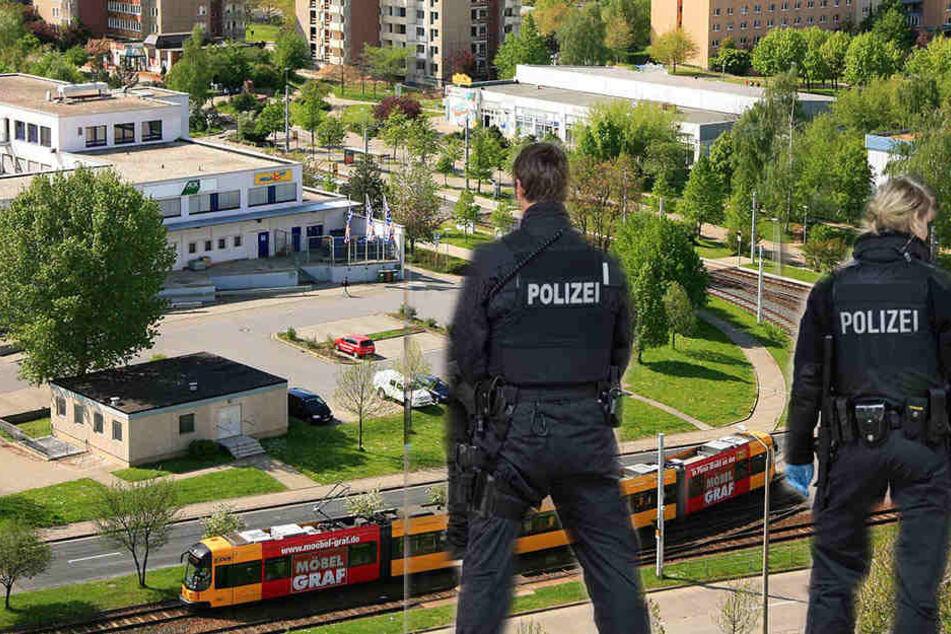 In Dresden-Gorbitz wurde ein 22-Jähriger überfallen.