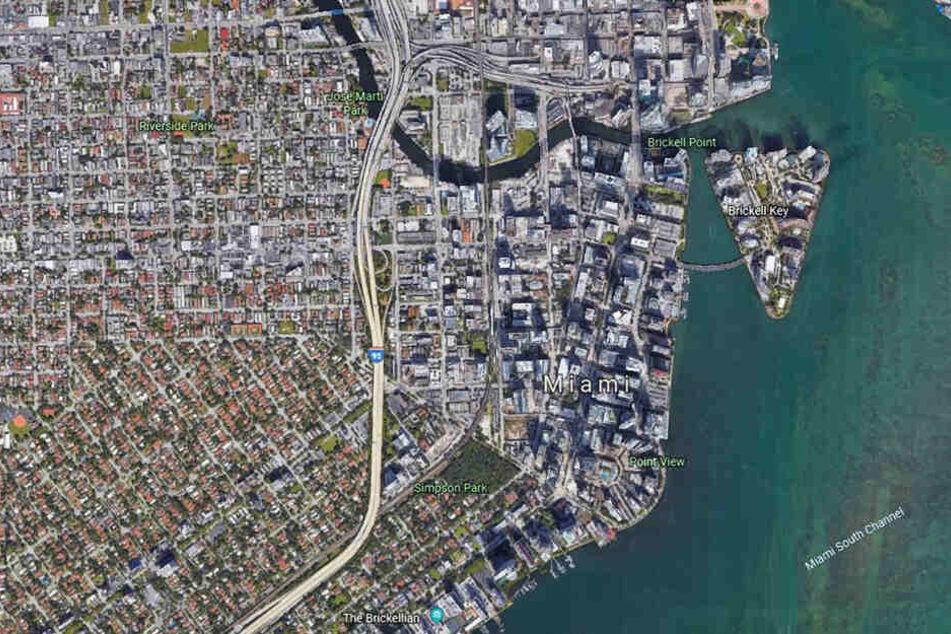 Über den Internet-Dienst Google Earth fand der Mann die Leiche des seit 21 Jahren vermissten Mannes. (Symbolbild).