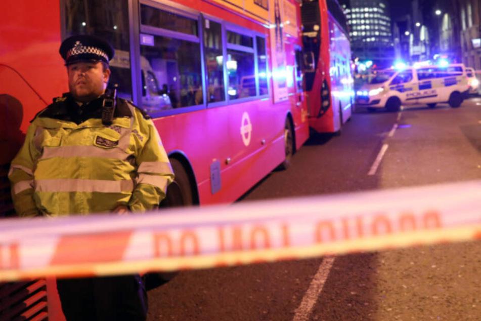 Wegen Terror im Knast! Attentäter von London kam vorzeitig aus Haft