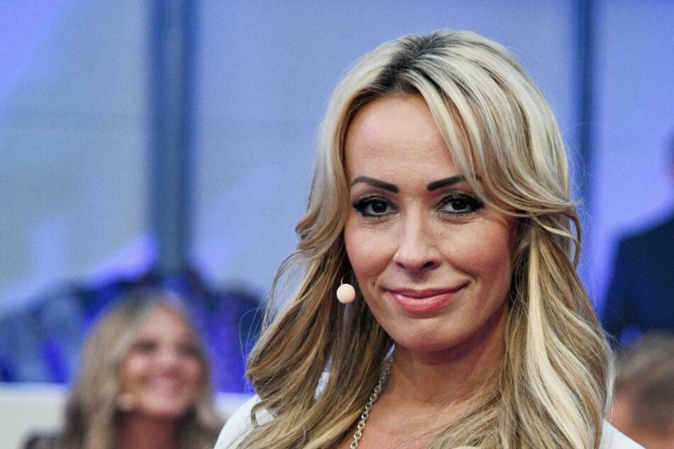 """Cora Schumacher (42) bei Aufnahmen zur Sat.1 Show """"Promi Big Brother 2018."""