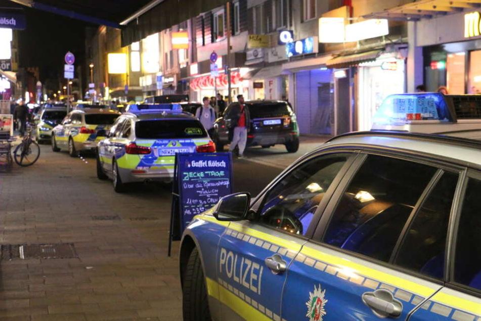 Polizei fasst Messerstecher (32) in Kölner Südstadt