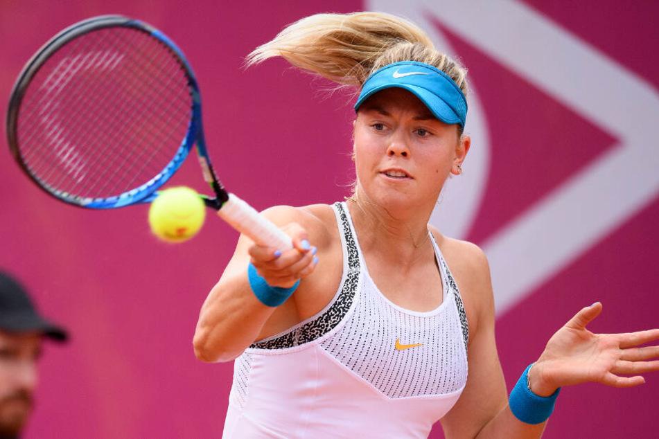 Tennisspielerin Carina Witthöft hat sich seit Anfang des Jahres eine Auszeit auf unbestimmte Zeit genommen.