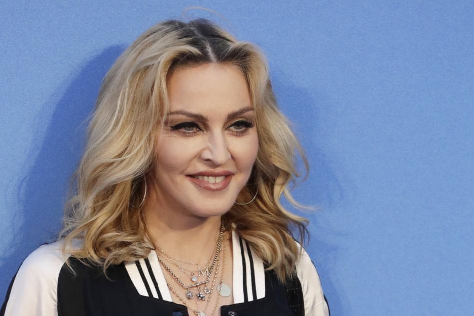 Madonna verzehrte sich in den 90ern nach einem jungen, weiblichen Model.