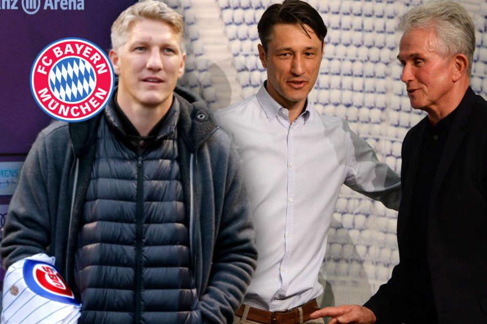 Heynckes spricht über Kovac und Abschiedsspiel Schweinsteigers