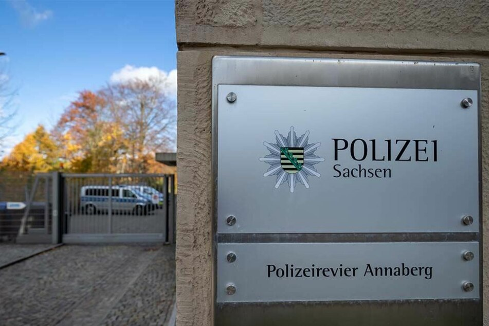 Besonders fix: das Polizeirevier Annaberg-Buchholz.