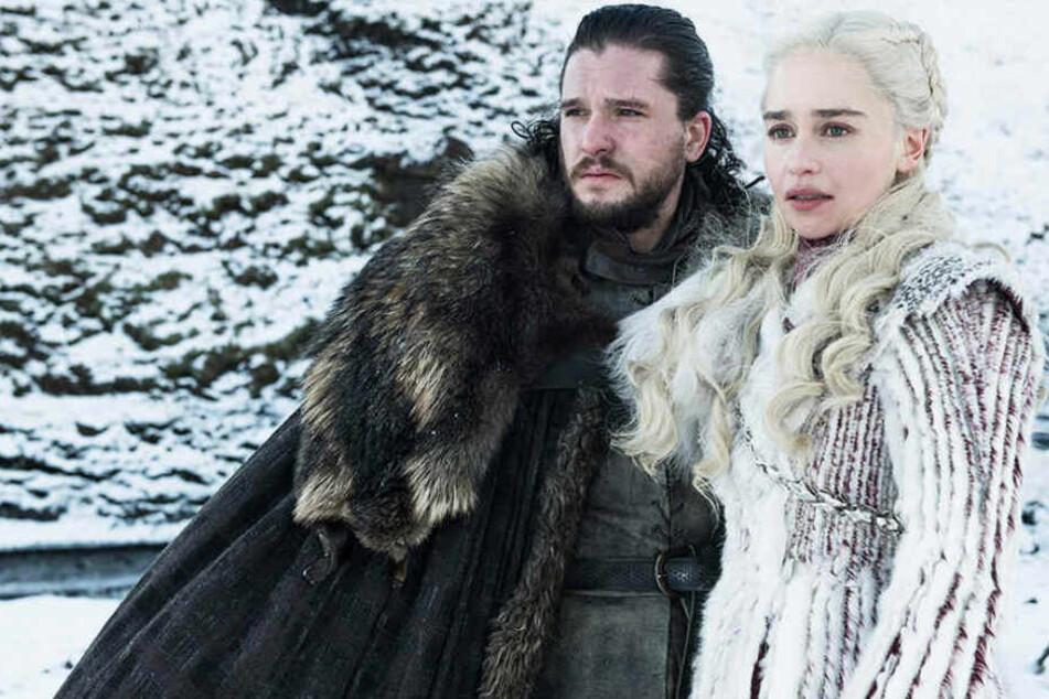 Die achte und letzte Staffel von Game of Thrones sorgt bei Fans bereits für Vorfreude.