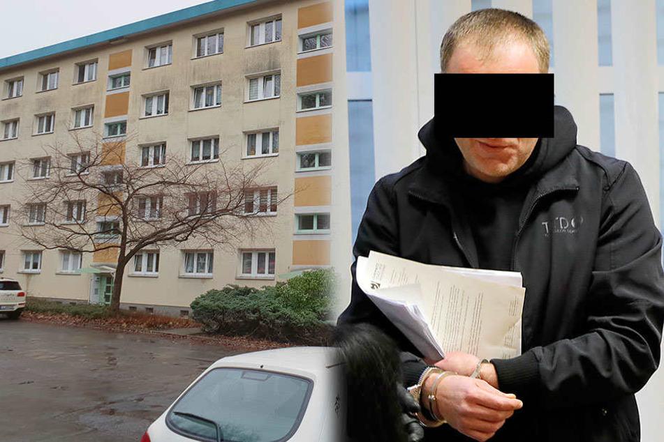 Student ertappt Einbrecher und überwältigt ihn: Mann (39) vor Gericht