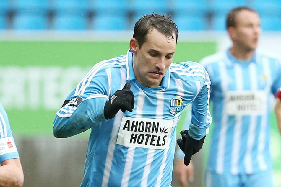 Ob Anton Fink jedoch für die Partie gegen Münster bereit ist, entscheidet sich kurzfristig.