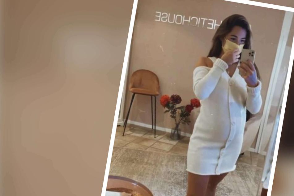 Schwangere Sarah Engels unsicher: Soll sie sich gegen Corona impfen lassen?