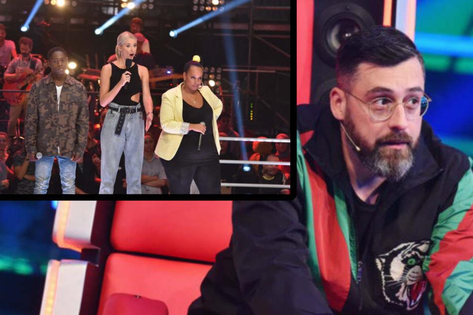 """Sido sorgt für """"The Voice""""-Novum: Das gab es noch nie in der Show"""