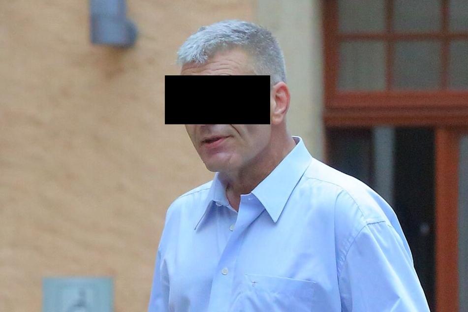 Bekam die Quittung für seinen heftigen Ausraster: Landwirt Thomas R. (47) wurde zu 17 Monaten Haft verurteilt.