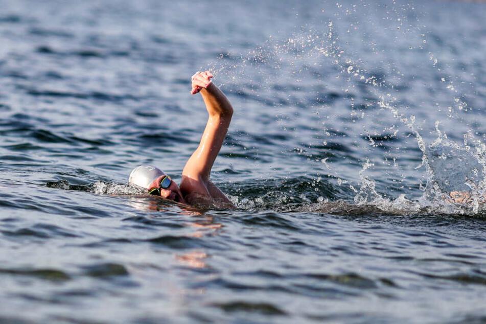 Fatum begann 2018 mit dem Eisschwimmen. 2019 folgte der erste Wettkampf, gleich mit einem Weltrekord.