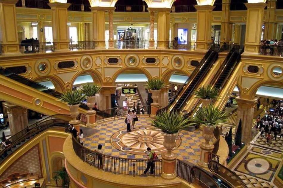 Das Venetian Macao ist eines der spektakulärsten Casinos überhaupt.