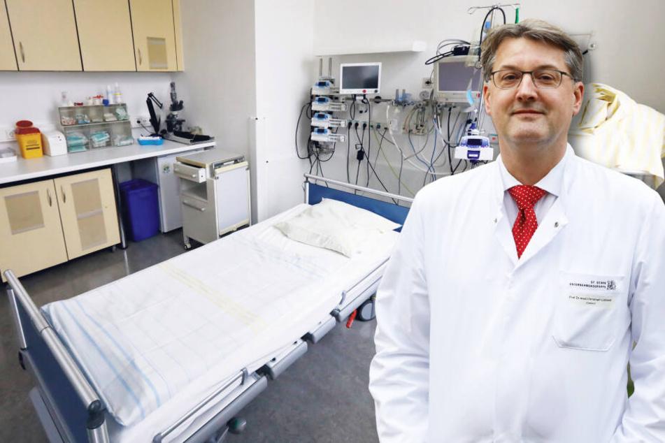 Noch kein Corona-Fall in Sachsen, aber schon 13 Grippe-Tote!