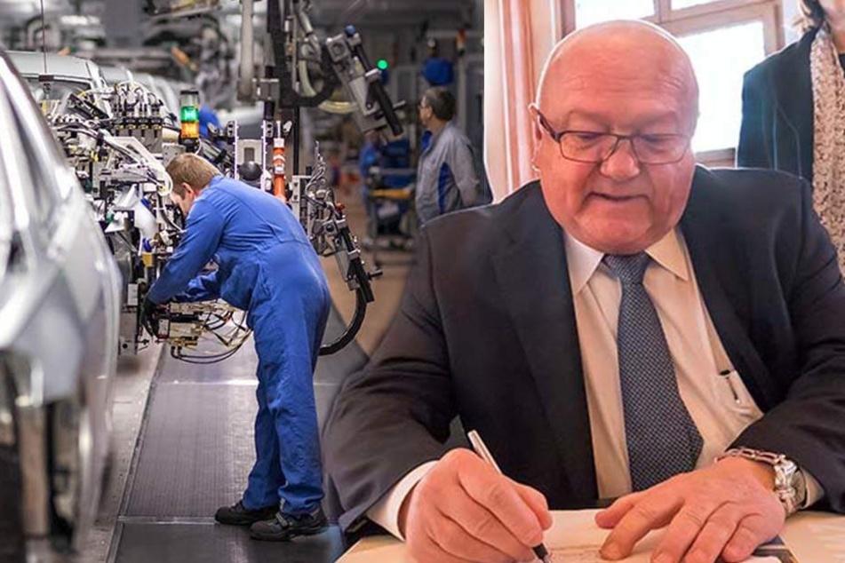 """Großer Plan rund um VW: So soll die Region von der neuen """"Zwickau AG"""" profitieren"""