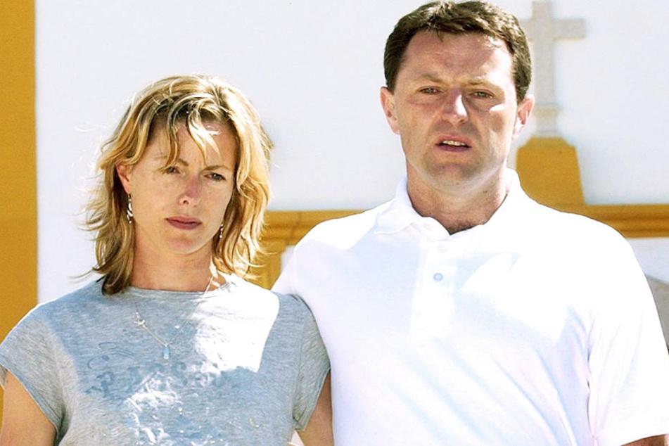 Ihre Eltern Kate und Gerry McCann haben die Hoffnung bis heute nicht aufgegeben.