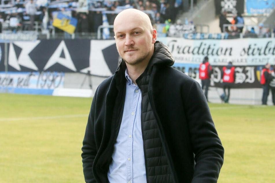Sportdirektor Armin Causevic ist froh, dass es endlich Planungssicherheit gibt.
