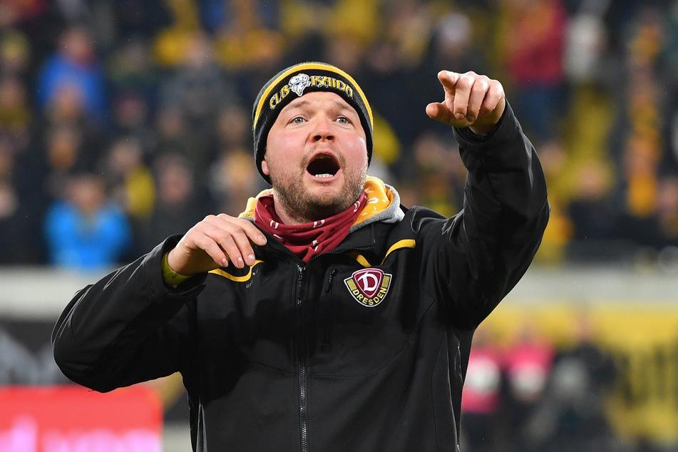 Der ehemalige Vorsänger der Ultras Dynamo, Stefan Lehmann (41), ist einer der Initiatoren der Petition.