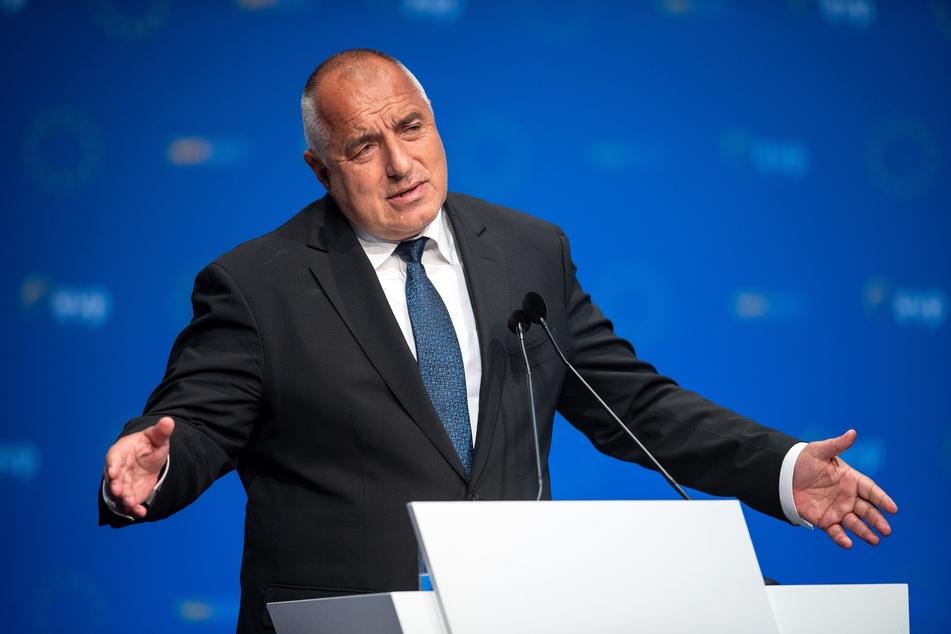 Boiko Borissow, Ministerpräsident von Bulgarien.