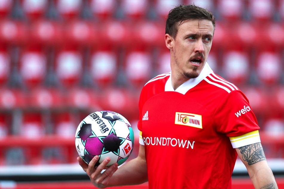 Max Kruse (33) konzentriert sich nach seiner Olympia-Teilnahme wieder voll auf Union. In der neuen Spielzeit trägt er wieder rot.