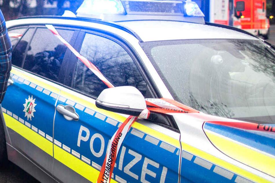 Polizist schießt auf Mann, der ihn mit Axt und Messer bedroht