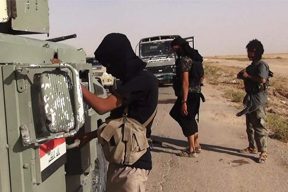 Auch zahlreiche Hessen sind für den IS in den Kampf gezogen (Archivbild).